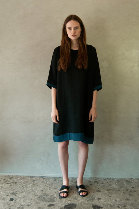 Eka Core Nijuu Dress - Black