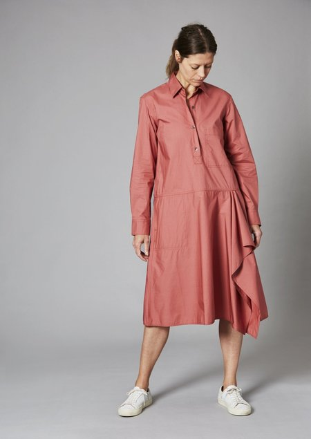 Sofie D'Hoore Dally Dress - Terracotta