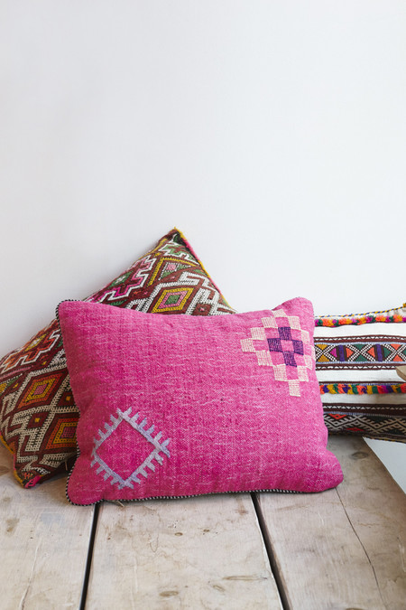 Travel Find Moroccan Pillows