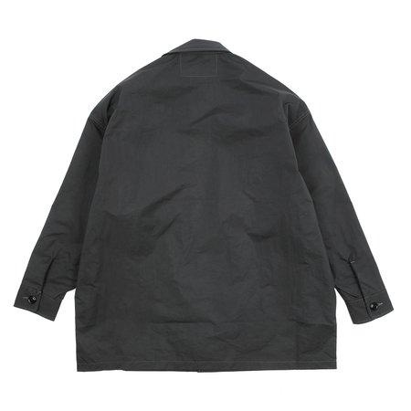 N.hoolywood Blouson Shirt - Black