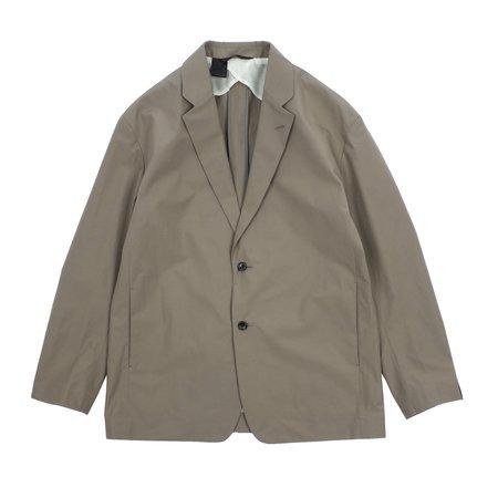 N.hoolywood Tailored Jacket - Khaki