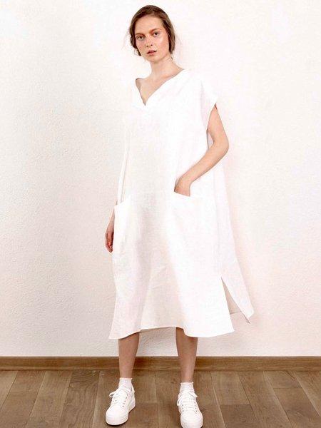 Igor Caraibi Dress - White