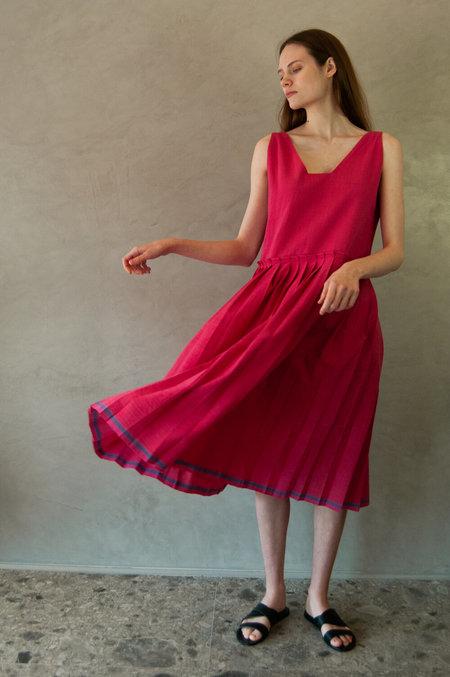 Runaway Bicycle Ella Dress - Pink