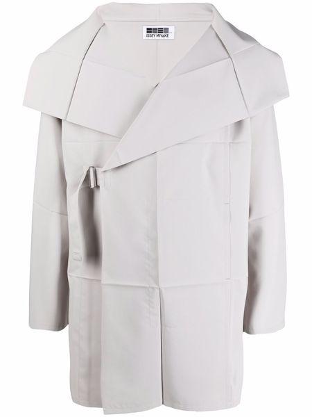 Unisex Issey Miyake Jacket - Light Grey