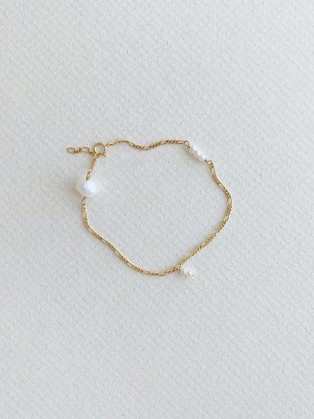 HighLow Conté Bracelet - Gold
