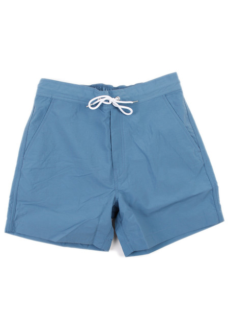 Norse Projects Hauge Swimmers Marginal Blue