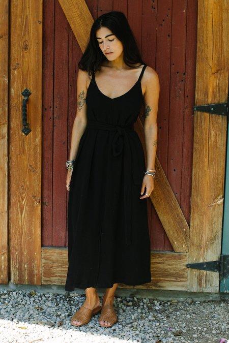 Rachel Pally Gauze Tallulah Dress - Black