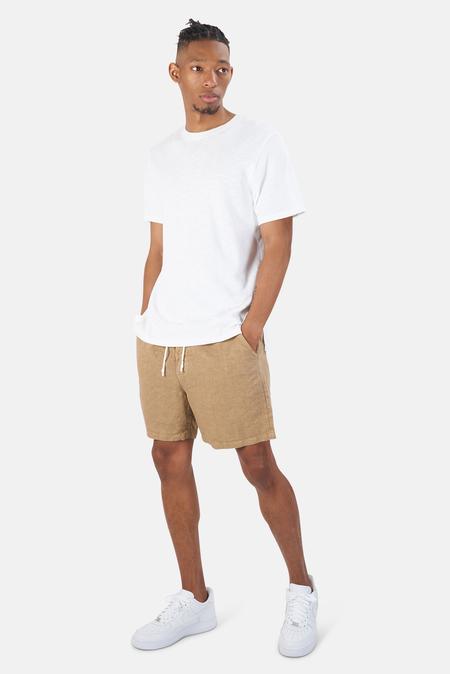 PRESIDENTS Bermuda New Tripoli Shorts - Beige