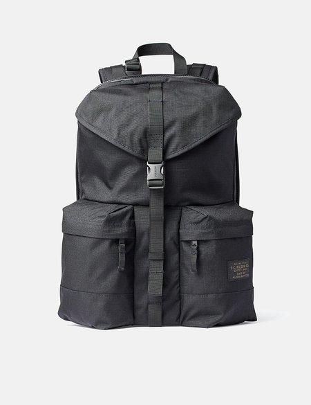 Filson Ripstop Nylon Backpack - Black