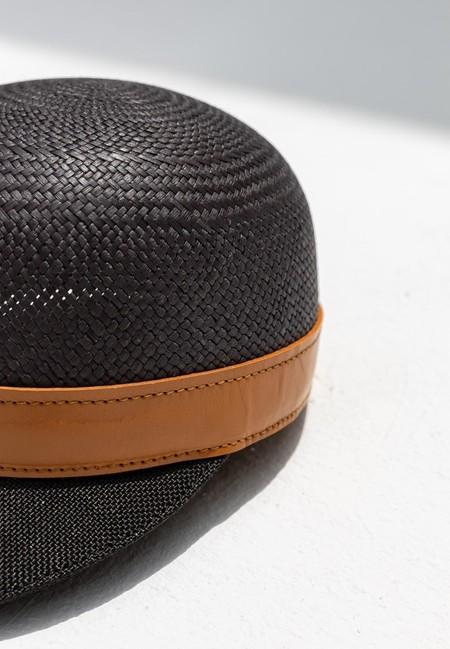 BLANC GIA CAP - BLACK
