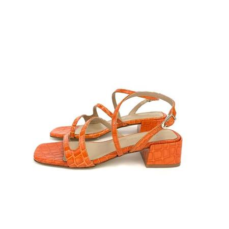 Paloma Wool Isabel Sandals - Red