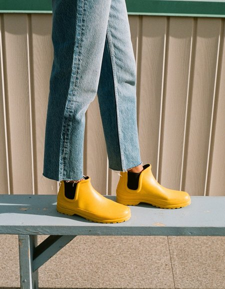 Novesta Chelsea Boot - Yellow