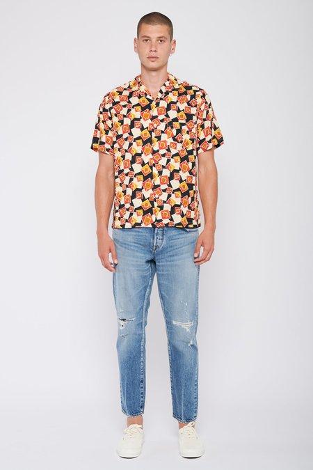 Portuguese Flannel Cubismo Shirt - MULTI