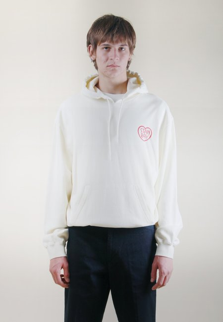 Stan Ray Melodies Hoodie sweater - natural