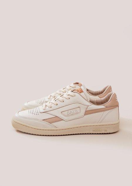 Unisex Saye Modelo '89 Sneaker - Beige