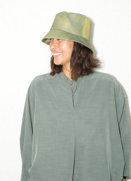 ADULT Unisex Mushroom Bucket Hat - Seaweed Algae Print