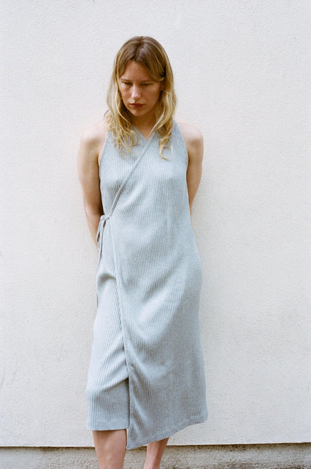 BASERANGE Cleat Dress - Gray