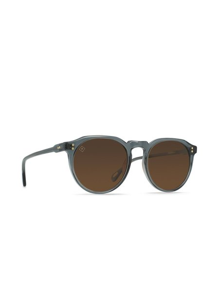 Raen REMMY Polarized Sunglasses - Slate/Vibrant Brown