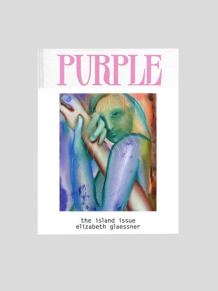 Publications Purple Magazine #35