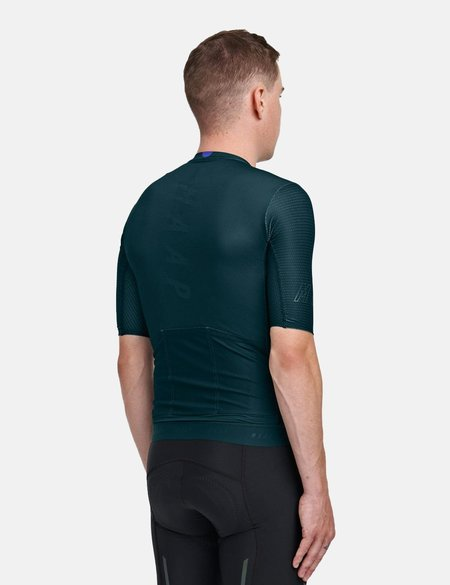 MAAP Stealth Race Fit Jersey top - Green