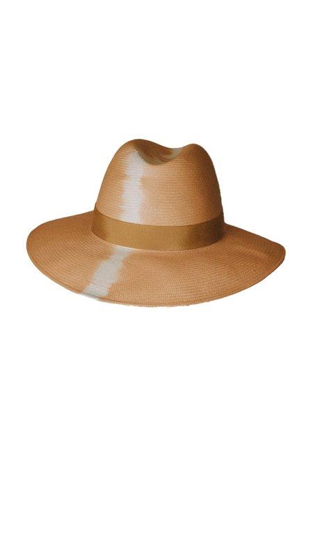 Freya Azalea Hat - Butterscotch