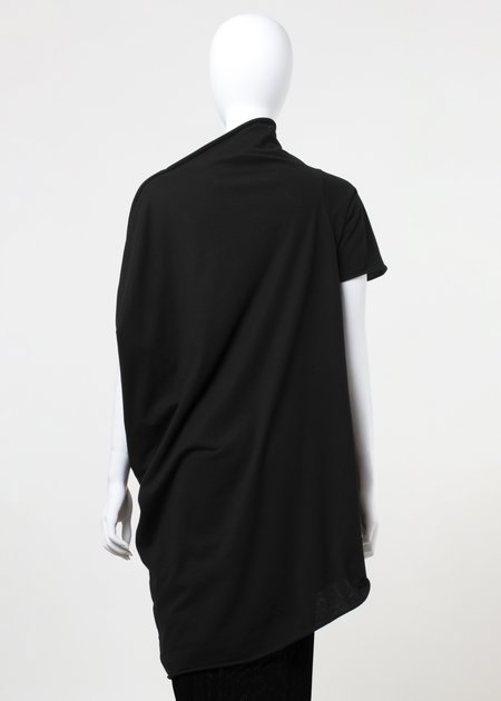 complexgeometries drop tunic - black