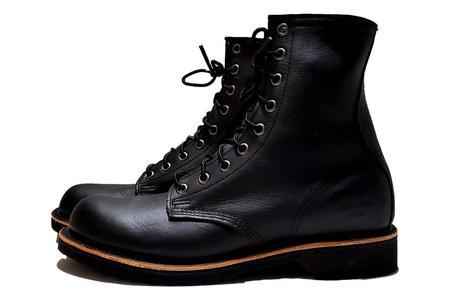 Thorogood Tomahawk Boot - Black Milled