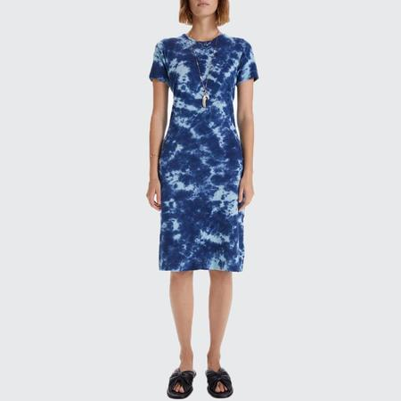Mother Denim Little Goodie Goodie Midi Dress - PTW