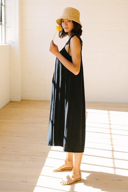 Rachel Pally Linen Caity Dress - Black