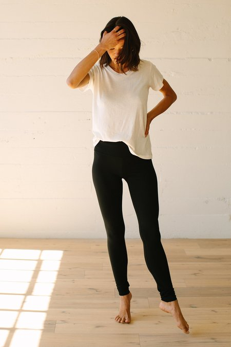 Rachel Pally Super Long Legging - black