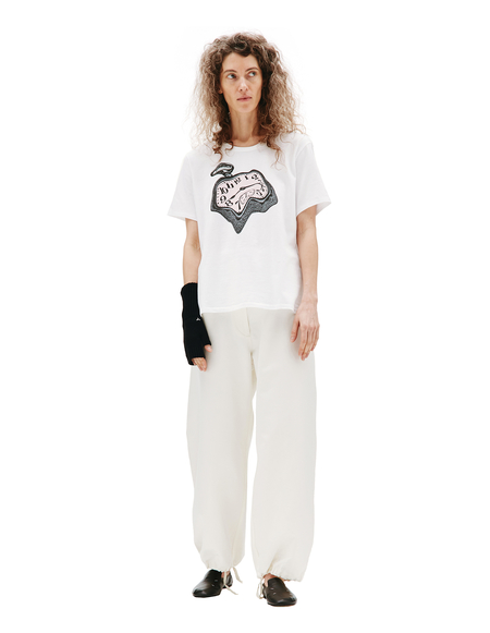 Undercover Printed T-shirt - White