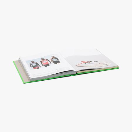 """Taschen """"Something's Off"""" by Nike Book"""