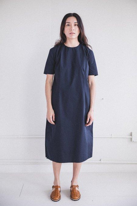Camiel Fortgens SOEPJURK dress - BLACK COTTON