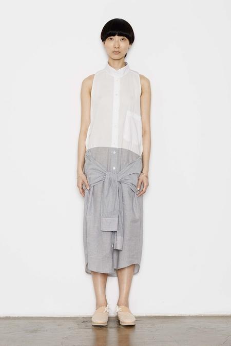 Study NY Shirt-Sleeve Dress