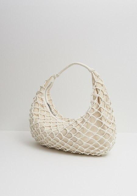 Staud Large Luna Bag - Fresh White