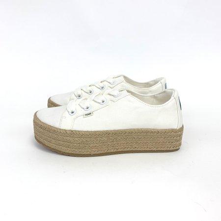 Toms Cassiah Sneaker - White