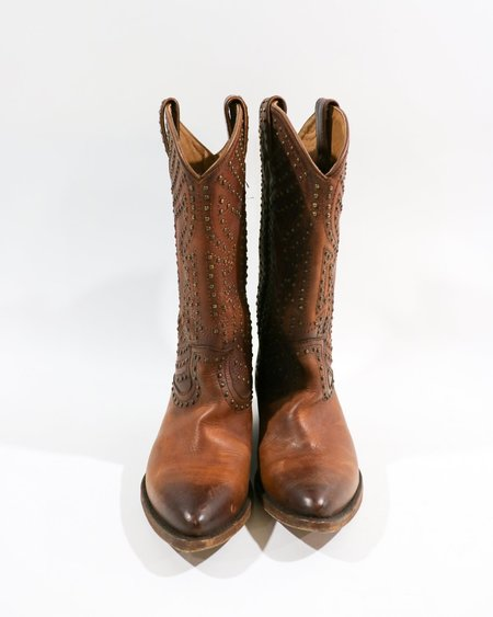 [Pre-loved] Frye The Billy Stud Pull On Boots
