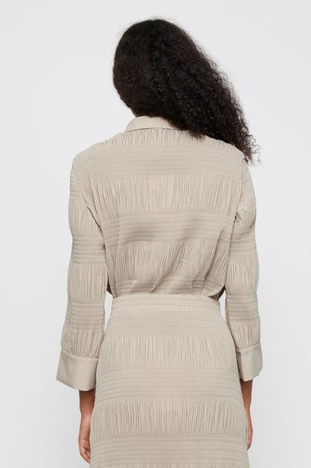 Just Female Etienne Shirt - cobblestone