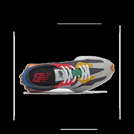 New Balance 327 Sneakers - Captain Blue/Summer Fog