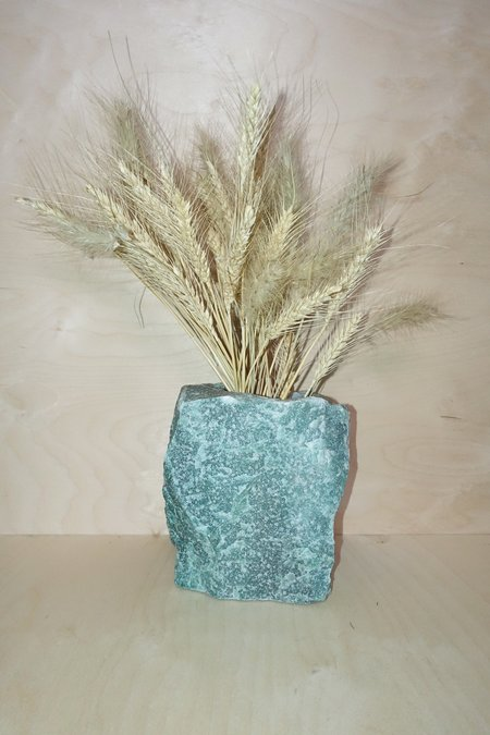 Please, Plants Aventurine Vase - Blue