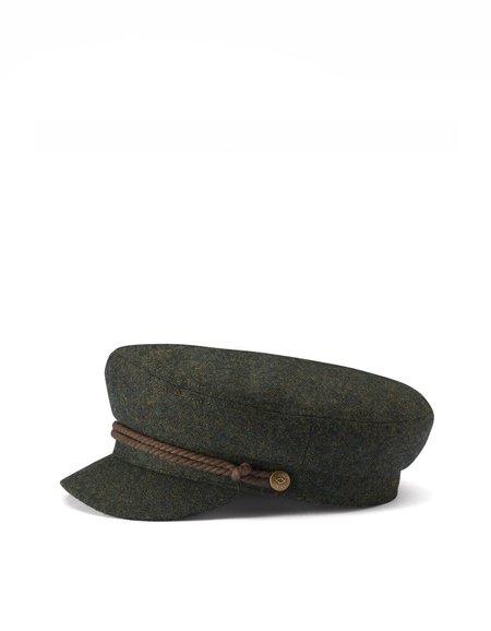 Brixton Fiddler Cap - Moss