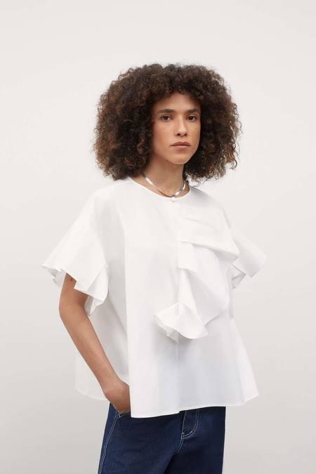 Kowtow Eloise Top - White
