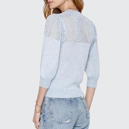 Heartloom Joelle Sweater - SKY