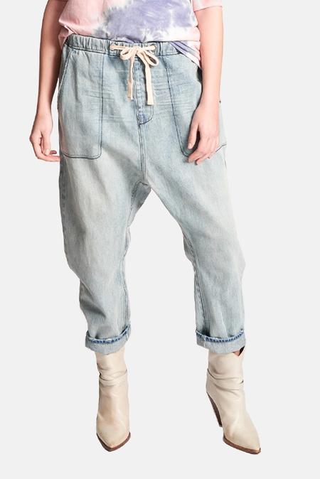 One Teaspoon Shabby Kingspin Boyfriend Jeans - Salty Dog