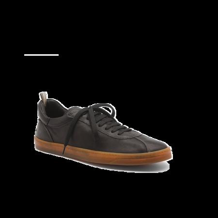 Officine Creative Giano Black Men Karma-001 shoes - Black