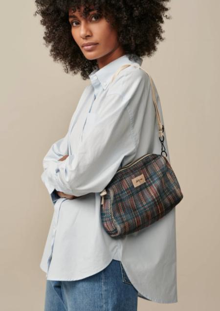 Bellerose Anomy Bag - Red/Blue
