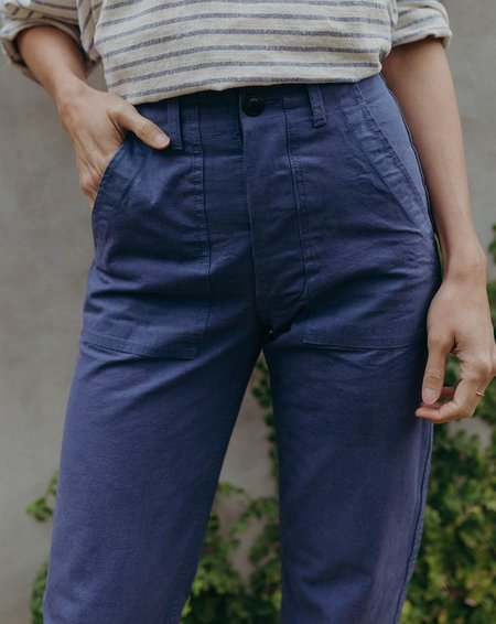 Esby Florence Pant - French Blue