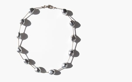 Kindred Black Asante Necklace - Silver