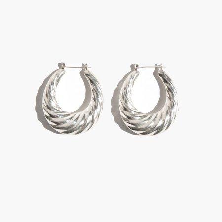 Kindred Black Doamna Earrings - Silver