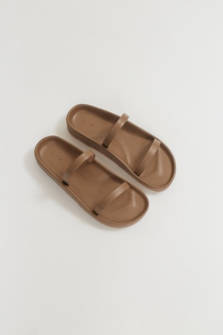 Lauren Manoogian Line Sandal - Loam